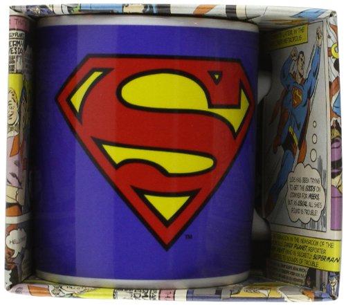 [UK-Import]Superman S Logo Boxed Mug