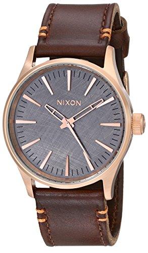 Nixon Reloj con Movimiento Cuarzo japonés Man A3772001 38.0 mm