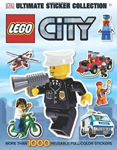 marca de lujo LEGO City Ultimate Sticker Collection (ULTIMATE STICKER COLLECTIONS) by by by DK Publishing (2011-02-21)  ahorra hasta un 70%
