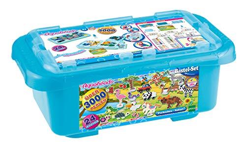 Aquabeads 31591 Mega Bastelbox Safari - Bastelset