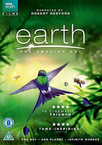 Earth - One Amazing Day [DVD] [2018]