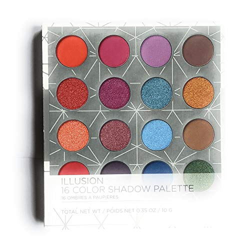 Illusion – 16 Farben Shadow Palette