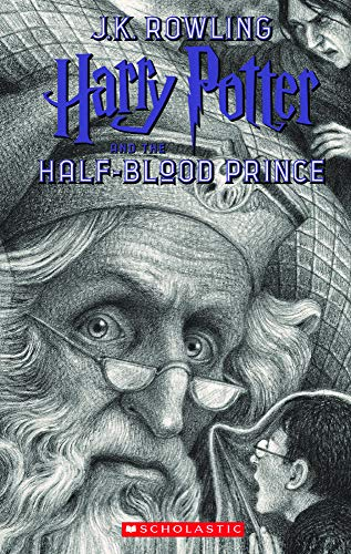 Harry Potter and the Half-Blood Prince (Brian Selznick Cover Edition): 6