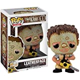 Funko Pop Movie : Leatherface 3.75inch Vinyl Gift for Horror Movie Fans SuperCollection...