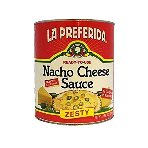 La Preferida Nacho Cheese Sauce, 6.6 lbs (Pack - 3)