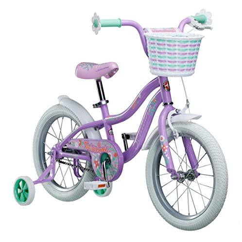 Schwinn Jasmine Girl's Bike with Training Wheels