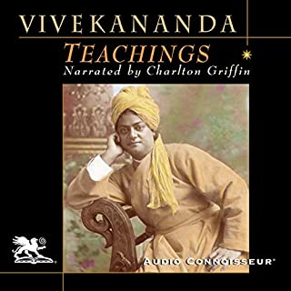 Teachings of Vivekananda  audiobook cover art