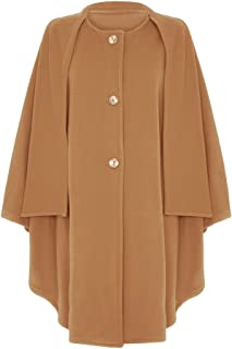 girls wool cape
