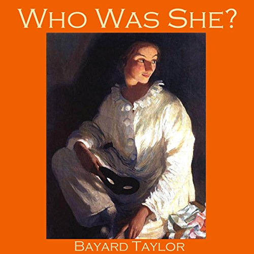 Who Was She? audiobook cover art