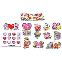 Carson Dellosa Valentine's Day Bulletin Board Set