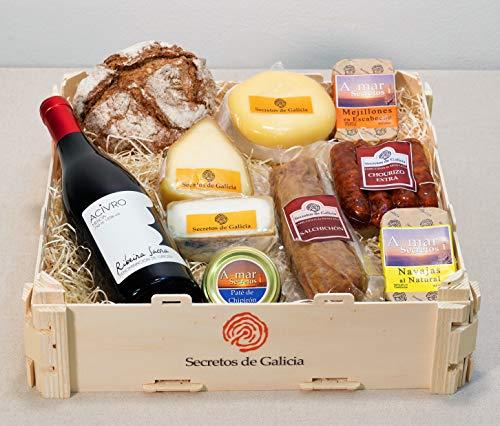 Caja regalo Feira 'Secretos de Galicia'