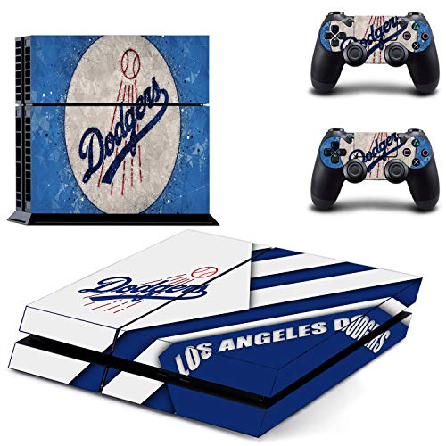 Baseball Team Profesional - PS4 Skin Console - PS4 Controller Skin Cover Vinyl Decal Protective by BALAKRISHNA THAKUR