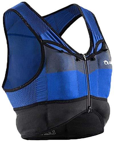 LURBEL Kylie Gilet Trail Running Homme Synthétique - Bleu - Large