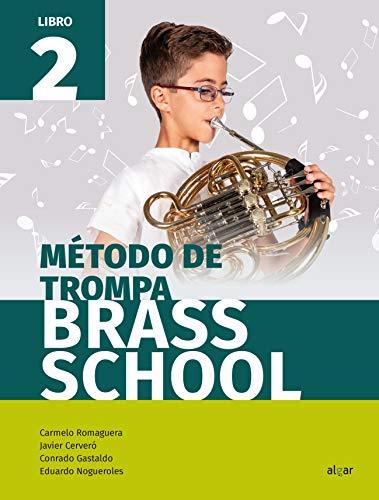 Método de trompa Brass School. Libro 2