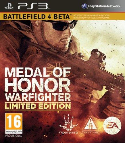 Medal of Honor: Warfighter - Limited Edition [Importación inglesa]