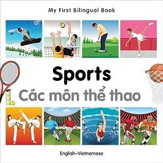 My First Bilingual Book - Sports: English-vietnamese