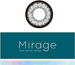 Mirage ミラージュ 1ヵ月交換カラコン 1枚入り 《デイジーグレー》 【BC】8.6 【DIA】14.5 (PWR, -2.00)
