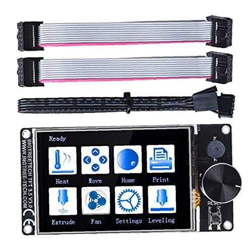 3D Printer Touch Screen Display BIGTREETECH TFT35 E3 V3.0 Smart Controller Panel with SKR Mini