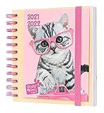 Agenda Escolar 2021 2022 Studio Pets Cat - Agenda Escolar 2021-2022 / Agenda 2022 dia por página - Agenda 11 meses desde...