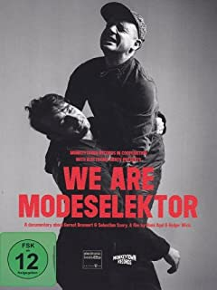 We Are Modeselektor [ NON-USA FORMAT, PAL, Reg.0 Import - Germany ] by Gernot Bronsert