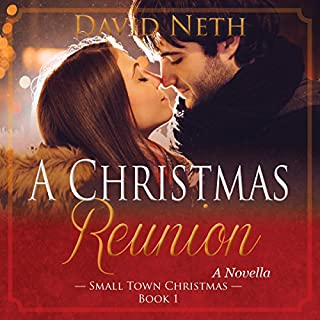 A Christmas Reunion audiobook cover art