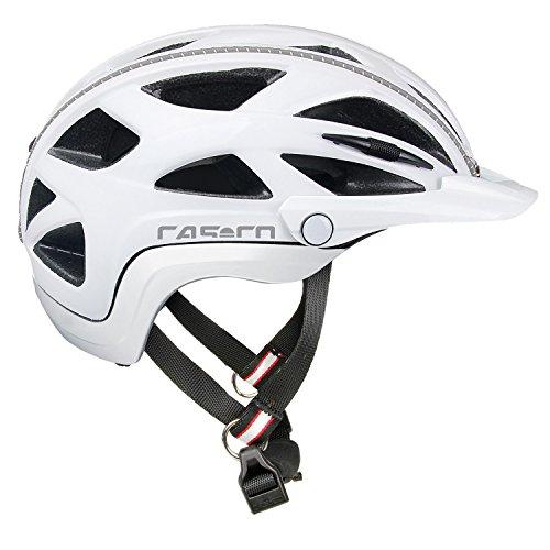 Casco Activ 2U Fahrradhelm, weiß, L