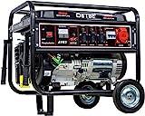 Benzin Stromerzeuger Notstrom Aggregat Stromgenerator 5