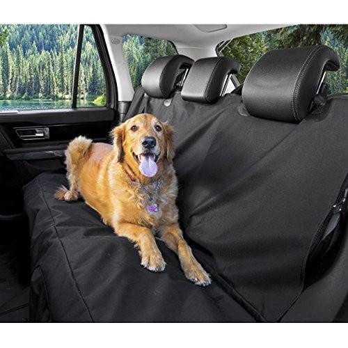 BarksBar Original Pet Seat Cover for Cars - Black, WaterProof  Alaska