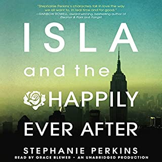 Isla and the Happily Ever After audiobook cover art