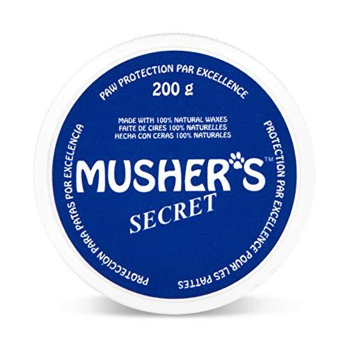 Mushers Secret Pet Paw Protection Wax