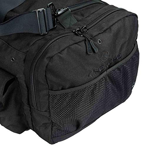King Kong Original Nylon Gym Bag - Heavy Duty