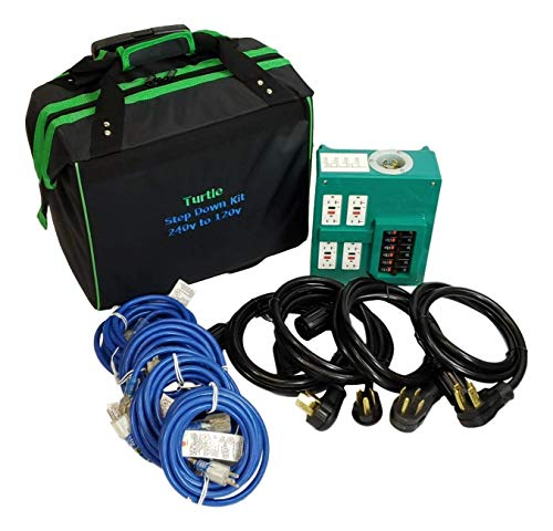 K and J Products - Turtle Power Distribution Kit