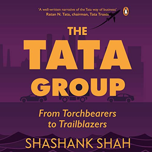 The Tata Group audiobook cover art