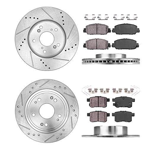 Callahan CDS02277 FRONT 292.76mm + REAR 281.6mm...