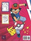 Zoom IMG-1 libro da colorare pokemon il