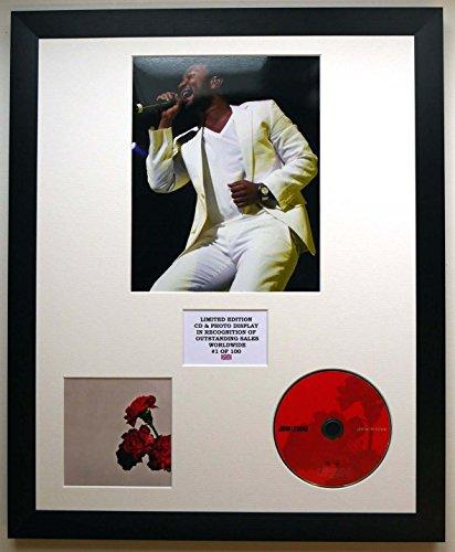 John Legende/Foto & CD Display LTD. Edition of The Album Love IN The Future