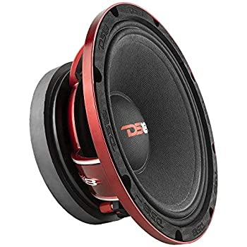 DS18 PRO-MH10.4 10  MID-HIGH 800 Watts Max 400 Watts RMS 4 Ohm Loud Speaker  PRO-MH10.4