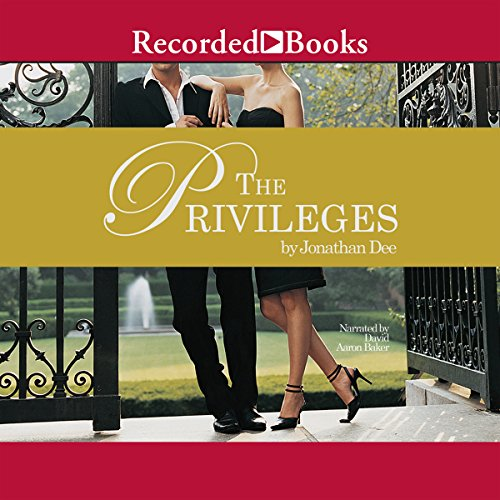 The Privileges audiobook cover art