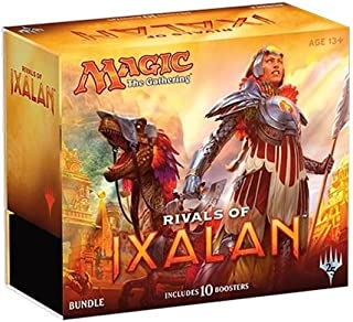 Magic The Gathering MTG-Rix-BU-EN Rivals of Ixalan Bundle Trading Cards