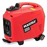 MAGIRA Inverter-Stromerzeuger 3300W Leiser Benzin Strom-Generator 3