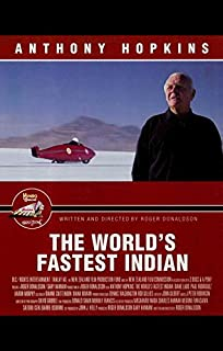 a直輸入、ポスター、米国版「世界最速のインディアン」アンソニー・ホプキンス、6026