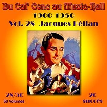 Du Caf' Conc au Music-Hall (1900-1950) en 50 volumes - Vol. 28/50