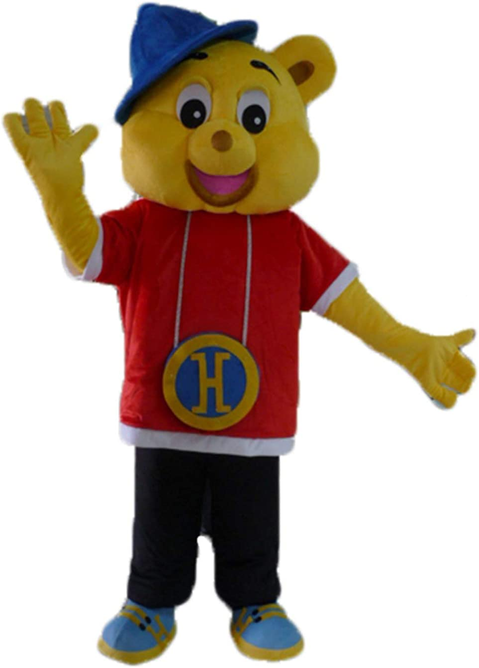 Hip Hop Harry Bear Mascot Costume Mascots Max 55% OFF Tulsa Mall Character for Party fo