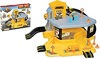 Dede Building Site Construction Garage Set, 3 Years and Above