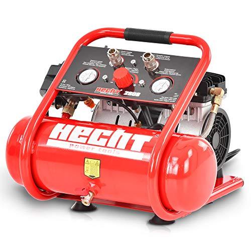 Tragbarer HECHT FlüsterKompressor zum Lackieren...