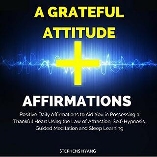 A Grateful Attitude Affirmations cover art