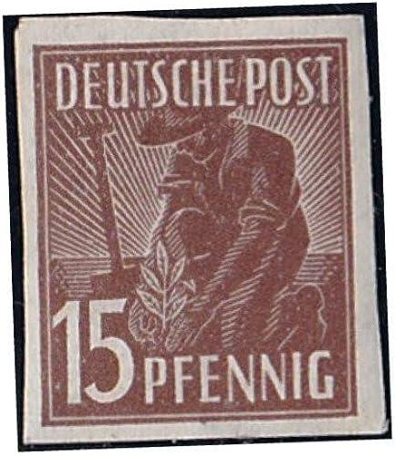 Goldhahn Alliierte Besetzung Nr. 948U postfrisch  geprüft und signiert Schlegel Briefmarken für Sammler
