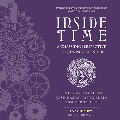 Inside Time 3 Volume Set audiobook cover art