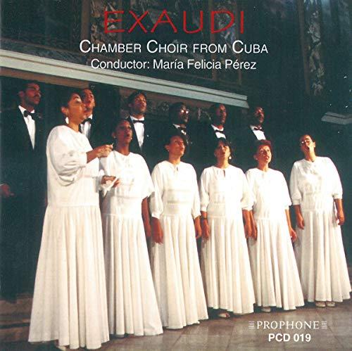 Kuba-Chamber Choir From Cuba