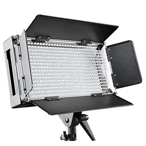Walimex Pro - Pannello luce LED 500 dimmerabile